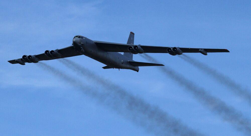 B-52H (image d'illustration)