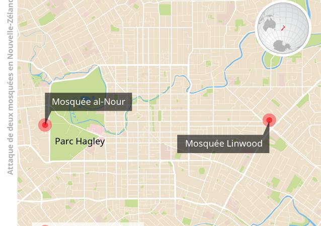 Attaque de deux mosquées en Nouvelle-Zélande