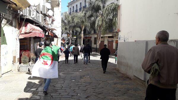 Situation in Algeria - Sputnik France