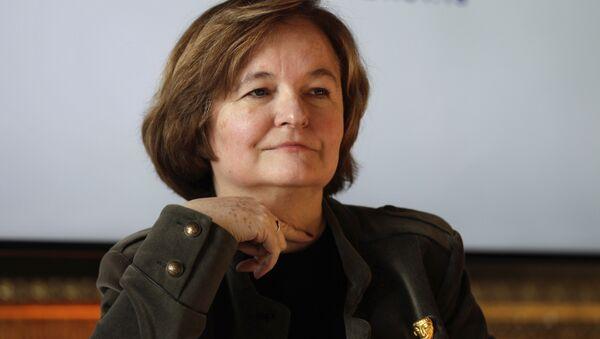 Nathalie Loiseau - Sputnik France