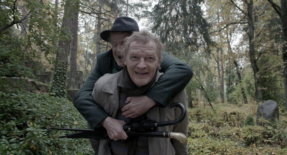 Une image du film de Sergueï Livnev Les Van Goghs