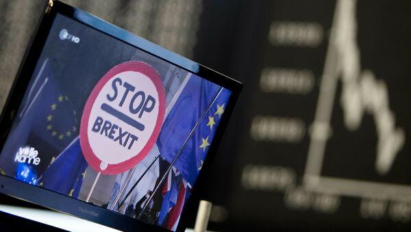 Stop Brexit - Sputnik France