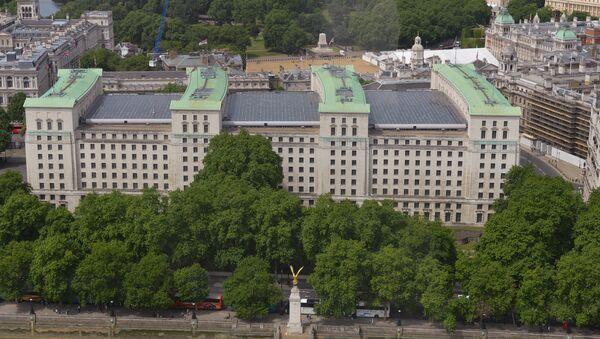 Le siège du ministère britannique de la Défense à Londres - Sputnik France