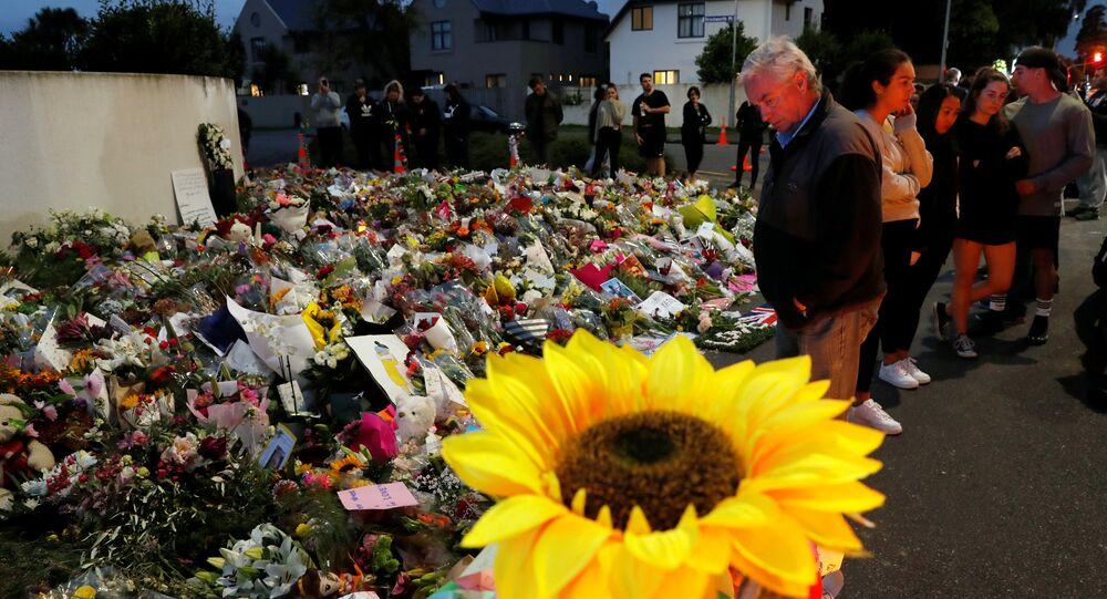 Tuerie de Christchurch