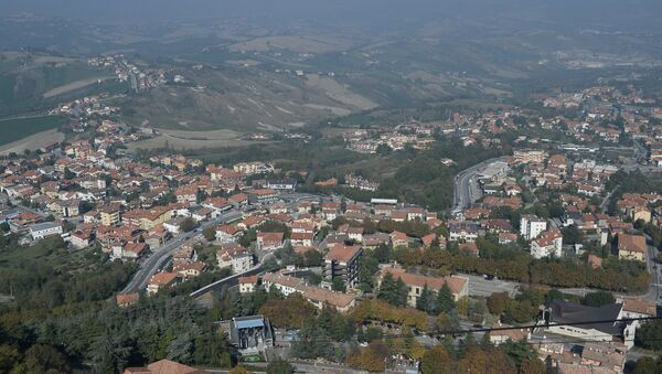 Saint-Marin - Sputnik France