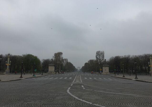 Champs-Élysées (image d'archives)