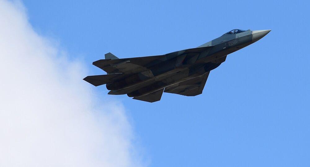 Un Su-57