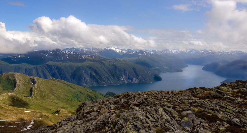 Un fjord norbégien
