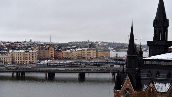 Stockholm - Sputnik France