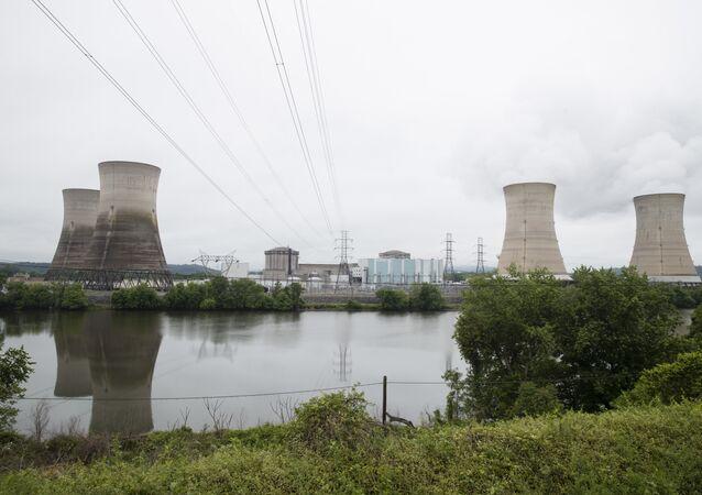 Centrale nucléaire de Three Mile Island en Pennsylvanie
