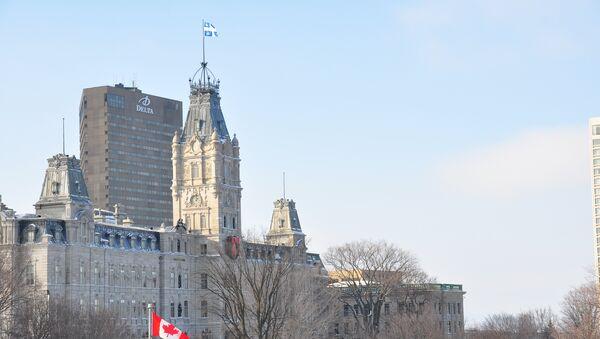Assemblée nationale du Québec - Sputnik France