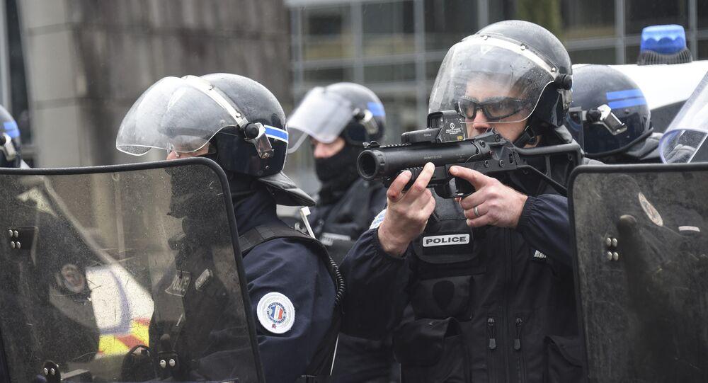 police à Besançon