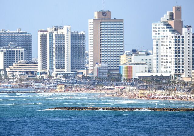 Tel Aviv, la capitale d'Israël