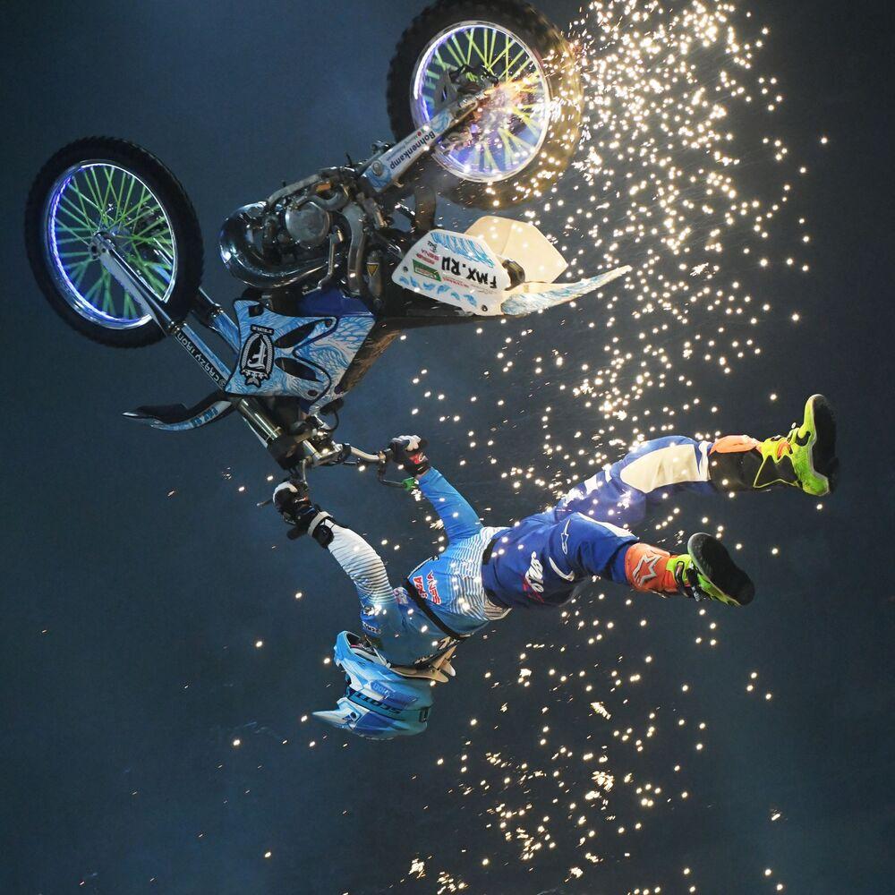 Festival des sports extrêmes de Moscou