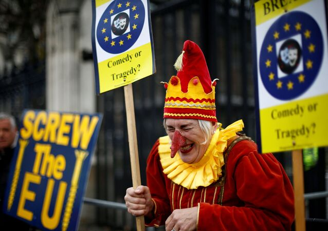 Brexit, différentes réactions à Londres