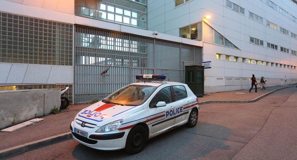 voiture de police, Corse (image d'illustration)
