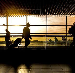 Un aéroport