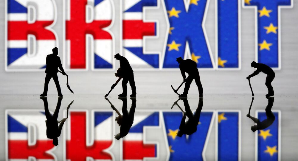 Logo du Brexit