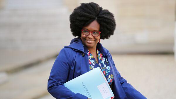 Sibeth NDiaye, nouvelle porte-parole du gouvernement - Sputnik France