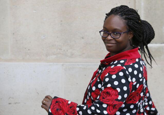 La porte-parole du gouvernement Sibeth Ndiaye
