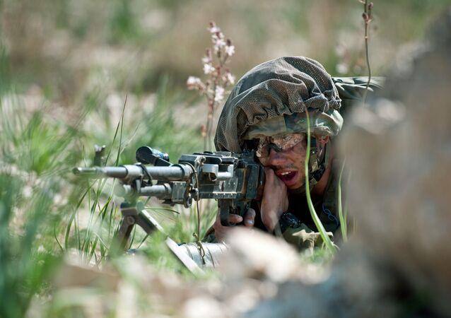 Militaire de Tsahal