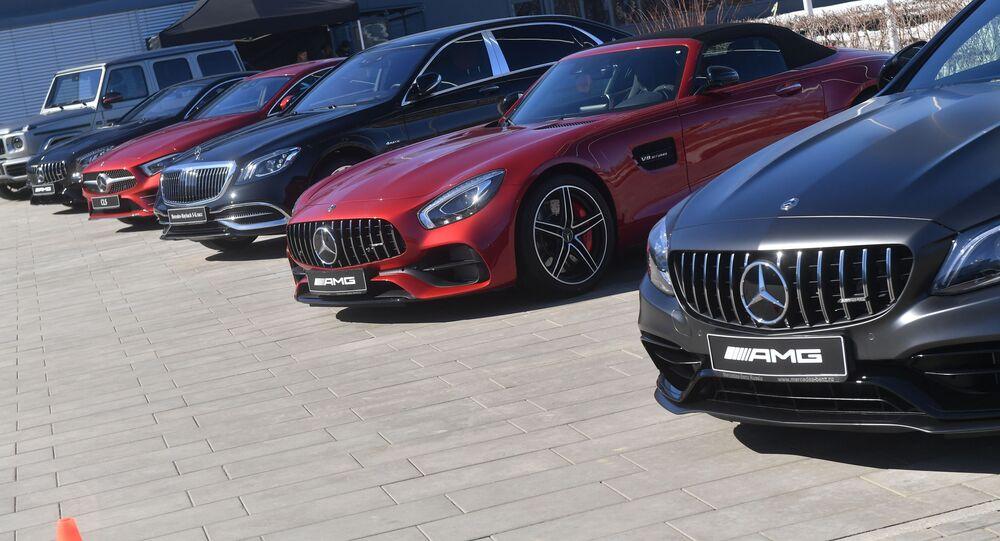 Des Mercedes