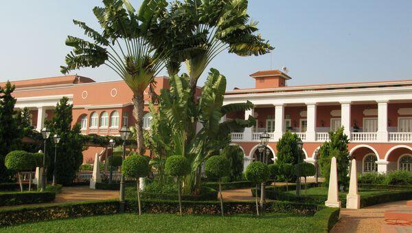 Palais présidentiel à Luanda, Angola - Sputnik France