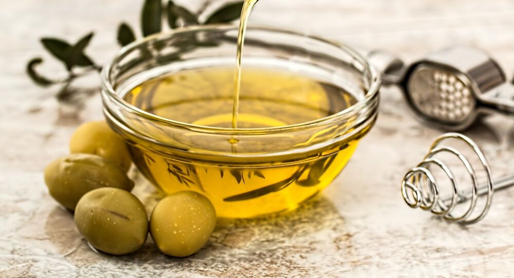 huile d'olive, image d'illustration