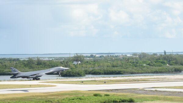 Base aéronavale US. Image d'illustration - Sputnik France