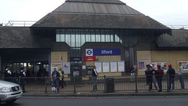 La gare d'Ilford, à l'est de Londres - Sputnik France