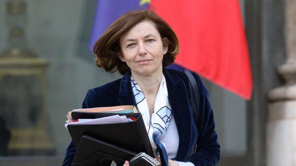 Florence Parly - Sputnik France