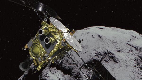Hayabusa 2 près de Ryugu  - Sputnik France