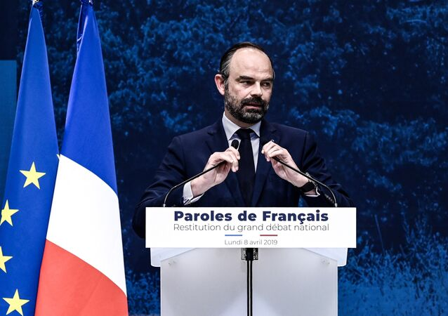 Édouard Philippe tire le bilan du Grand débat national