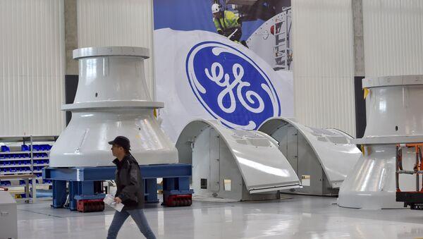 General Electric - Sputnik France