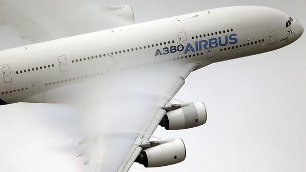 Un Airbus A-380 - Sputnik France