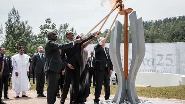 Commémoration du génocide rwandais - Sputnik France