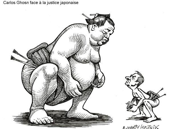 Le duel déséquilibré de Carlos Ghosn face à la justice japonaise
