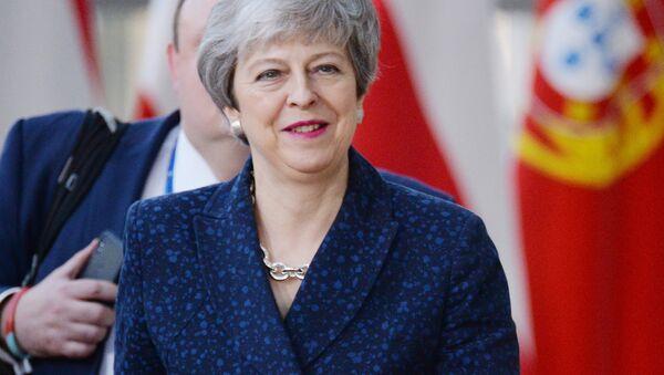 UK PM Theresa May - Sputnik France