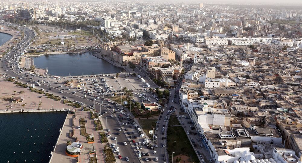 Tripoli, capitale libyenne (photo d'archives)