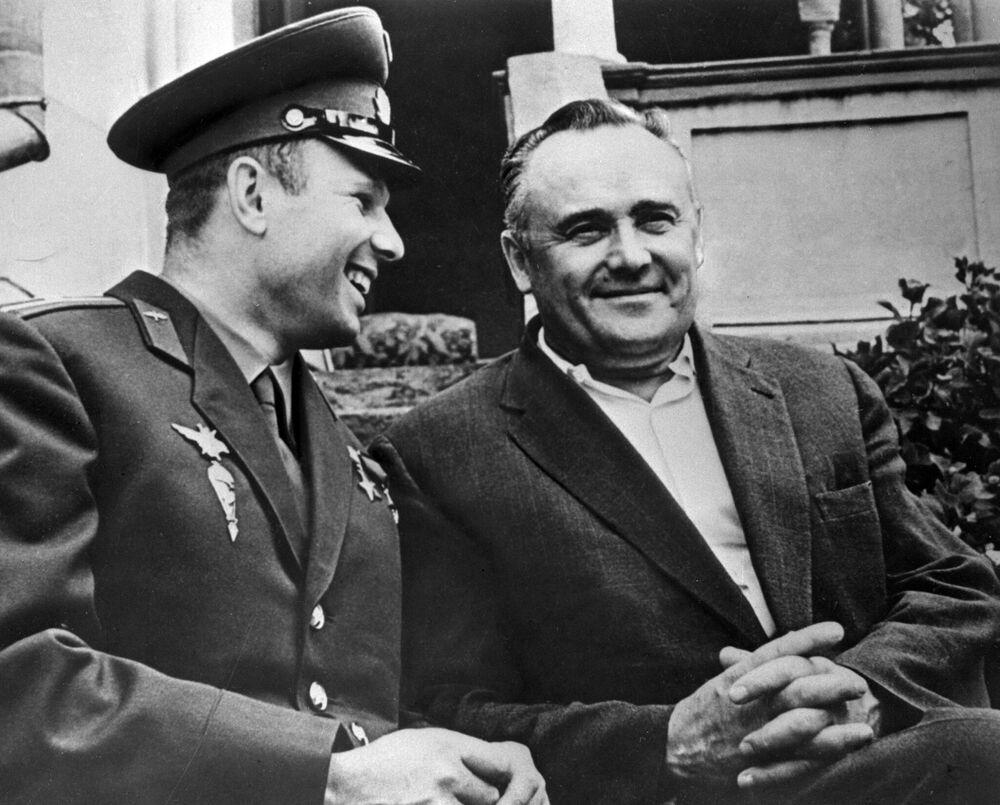 Youri Gagarine, pionnier de la conquête de l'espace