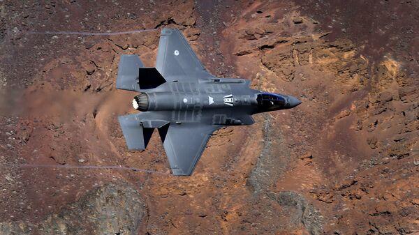 Lockheed Martin F-35A Lighting II - Sputnik France