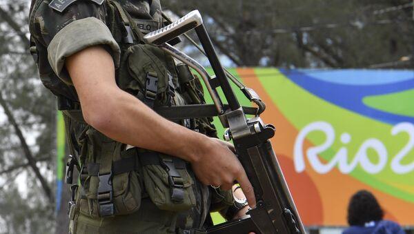 Militaire brésilien - Sputnik France