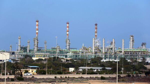 Terminal pétrogazier de Mellitah, non loin de Zouara - Sputnik France