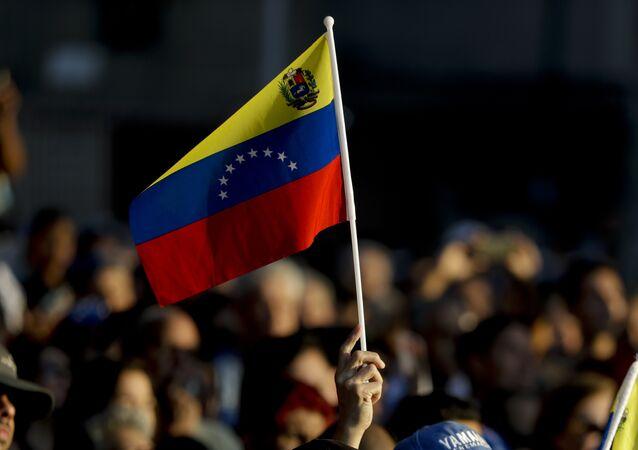 Manifestations à Caracas