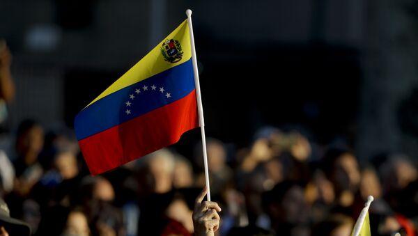 Le drapeau vénézuélien - Sputnik France