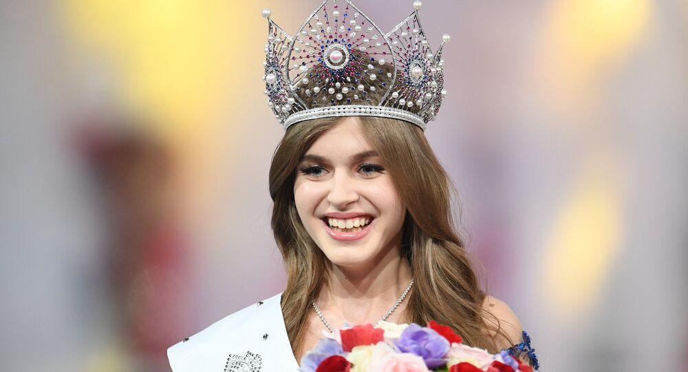 Miss Russie 2019, Alina Sanko