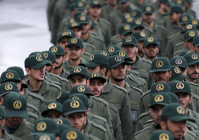 Les Gardiens de la révolution islamique