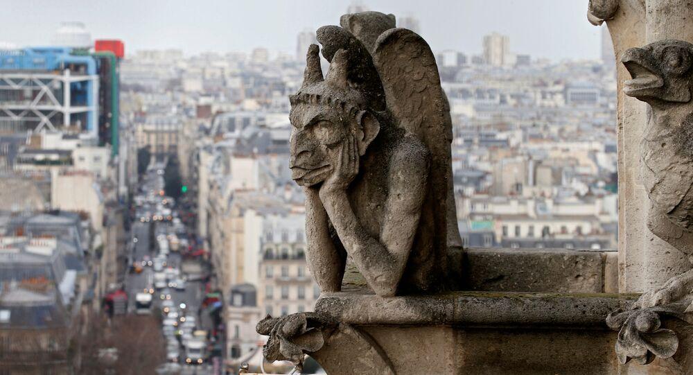 Stryga,Notre Dame