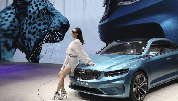 Inauguration du Salon international de l'automobile de Shanghai - Sputnik France