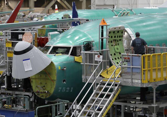 Boeing 737 MAX 8 (Archivbild)